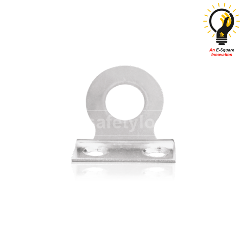 Lockout Tagout - Right Angled Padlock Eye